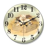 Clocktime By Cadran Dekoratif Bombeli Cam Duvar Saati Ct50