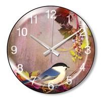 Clocktime By Cadran Dekoratif Bombeli Cam Duvar Saati Ct66