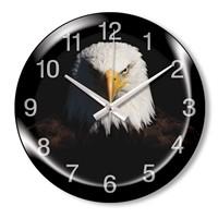 Clocktime By Cadran Dekoratif Bombeli Cam Duvar Saati Ct68