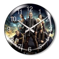Clocktime By Cadran Dekoratif Bombeli Cam Duvar Saati Ct75
