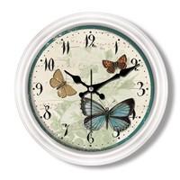 Clocktime By Cadran Retro Vintage Duvar Saati Ct93