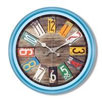 Clocktime By Cadran Retro Vintage Duvar Saati Ct98