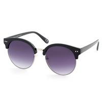 Almera Yeni Sezon Trend Moda Siyah Güneş Gözlüğü 37193