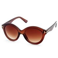 Almera Yeni Sezon Trend Moda Kahve Güneş Gözlüğü 37315