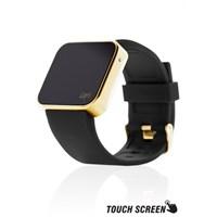 Upwatch Touch Diamond Shiny Gold & Black Kol Saati