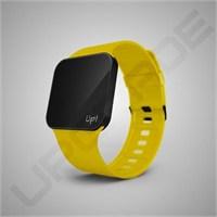 Upgrade Black & Yellow Kol Saati