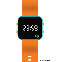 Upwatch Gturquoise&Orange Kol Saati