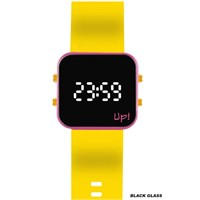 Upwatch Gpink&Yellow Kol Saati