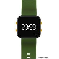 Upwatch Gblack&Green Kol Saati