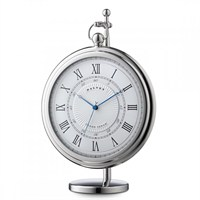 Dalvey Beyaz Masaüstü Saati Dlv.03250