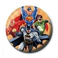Pyramid International Rozet Dc Comics Justice League Burst