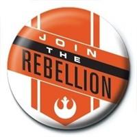 Pyramid International Rozet Star Wars Join The Rebellion