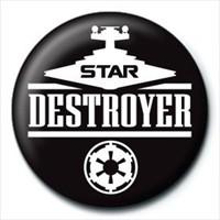 Pyramid International Rozet Star Wars Star Destroyer