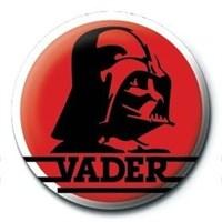 Pyramid International Rozet Star Wars Vader