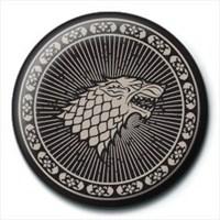 Pyramid International Rozet Game Of Thrones Stark Sigil