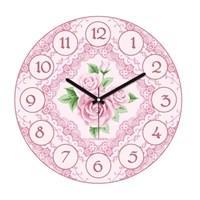 Clockmaker By Cadran 30X30 Mdf Duvar Saati Cmm129