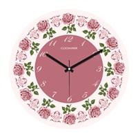 Clockmaker By Cadran 30X30 Mdf Duvar Saati Cmm188