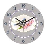 Clockmaker By Cadran 30X30 Mdf Duvar Saati Cmm3