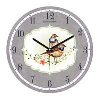 Clockmaker By Cadran 30X30 Mdf Duvar Saati Cmm4