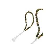 Olivin Accesories Gümüş Labradorit Kazaziye Tesbih 430988
