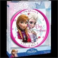 Frozen Çocuk Duvar Saati