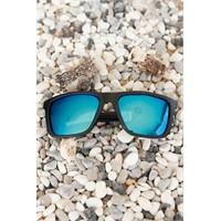 Morvizyon Clariss Marka Füme Rengi Çerçeve Mavi Renkli Cam Tasarımlı Unisex Güneş Gözlük