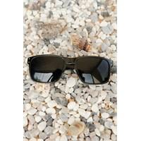 Morvizyon Clariss Marka Yeni Sezon Siyah Renk Tasarımlı Unisex Güneş Gözlük Modeli