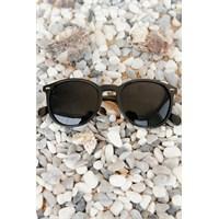 Morvizyon Clariss Marka Siyah Renk Tasarımlı Trend Unisex Güneş Gözlük Modeli