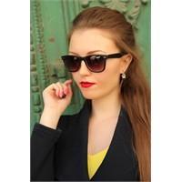 Morvizyon Clariss Marka Yeni Sezon Mat Tasarımlı Bayan Gözlük
