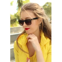 Morvizyon Clariss Marka Kahvereng Şık Tasarımlı Bayan Gözlük