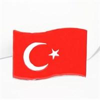 Cadının Dükkanı Türk Bayrağı Rozet