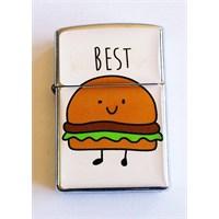 Köstebek Best Hamburger Çakmak Kzc270