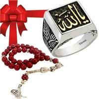 Yörem Tatar Ramazan Yüzük ve Tesbih Seti