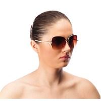 Vernissage Vm10312brw Uv Korumalı Kadın Güneş Gözlüğü