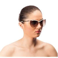 Vernissage Vm10333crm Uv Korumalı Kadın Güneş Gözlüğü