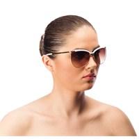 Vernissage Vm10333wht Uv Korumalı Kadın Güneş Gözlüğü