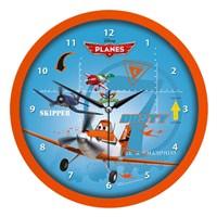 Disney Lisanslı Çocuk Odası Duvar Saati Planes
