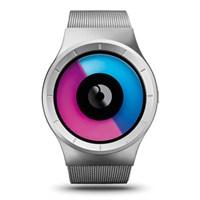 Ziiiro Celeste Chrome-Purple Unisex Kol Saati
