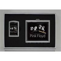 Daniel Duff Pink Floyd Temalı Çakmak Ve Tabaka Seti