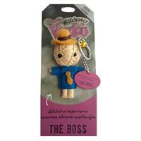 Voodoo The Boss Anahtarlık