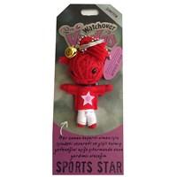 Voodoo Sports Star Anahtarlık