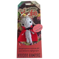 Voodoo Vampire Anahtarlık