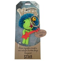 Voodoo Star Anahtarlık