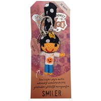 Voodoo Smiler Anahtarlık