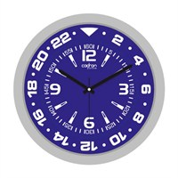 Cadran 200-9 Platinum Duvar Saati Blue Sport