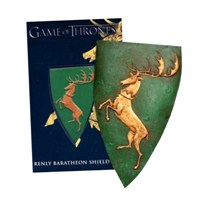Game Of Thrones Shield Pin: Renly Baratheon Rozet