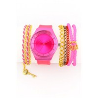 Armparty Eagle Eyes Eglarm006 Kadın Kol Saati