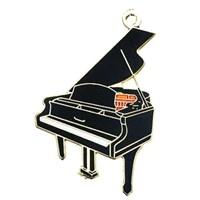 Siyah Kuyruklu Piyano Anahtarlık