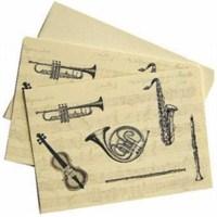 Not İletme Kartı - Klasik Çalgılar