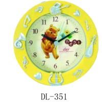 Notalı Ve Enstürmanlı Masa Saati